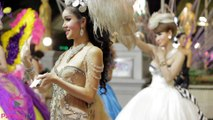 Tiffanys Ladyboy Cabaret Performers, Pattaya Thailand