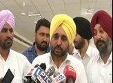 Member Parliament Bhagwant Mann Said Parliament Canteen Subsidy Should Be Closed