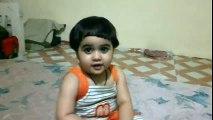 جہلم کی دو سال کی اس بچی کا ٹیلنٹ
