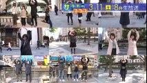 テレビ生健康診断 ???立ちで筋肉枯れを簡単チェック!! 3/11(土)『サタデープラス』【TBS】
