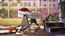 Official Sports  Fun Clips from Animation LARVA