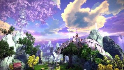 Tera Trailer d'annonce sur Consoles de Tera