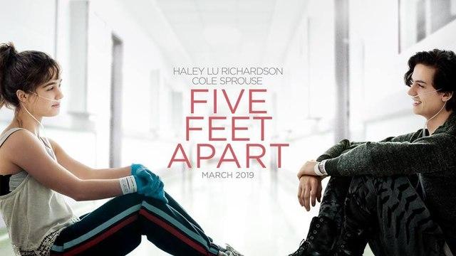 MOVIé!![[HD™]] ~Five Feet Apart(2019) FullMovie Watch online free