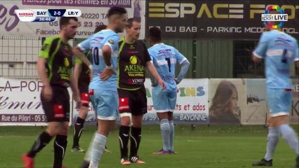 AVIRON BAYONNAIS FC vs  LA ROCHE VF - J18 - CFA2 (groupe H) - Samedi 11 mars 2017 - 18h (12)