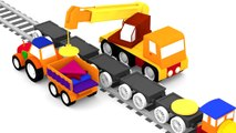 Cartoon Cars - STIC! Construction Cartoons for Chil