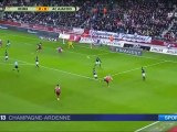 2016 Ligue 2 J29 REIMS AJACCIO 3-0, le 10/03/2017
