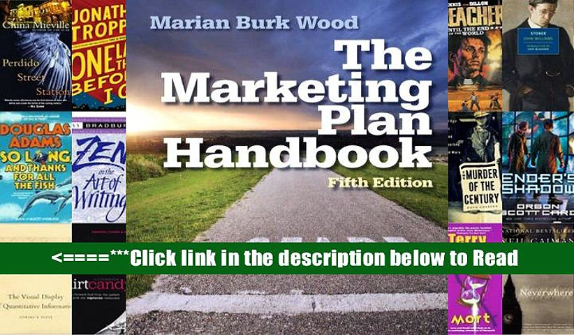 Read Marketing Plan Handbook Online Ebook