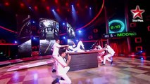 India's Dancing SuperStar - Ep 15 - MJ5's locking and popping
