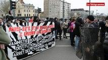 Affaire Théo. Environ 200 manifestants à Rennes