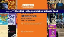 Read Pocket Medicine: The Massachusetts General Hospital Handbook of Internal Medicine (Pocket