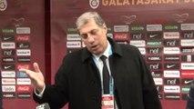 Galatasaray Futbol Direktörü Cenk Ergün Maç Sonu Konuştu