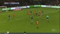 de Jong Goal - Go Ahead Eagles vs PSV Eindhoven 1-2  11.03.2017 (HD)
