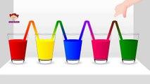 Learn Colors with Color Chart, Color Songs, Teach Colours, Preschool Kids Colors Nursery R