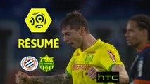 Montpellier Hérault SC - FC Nantes (2-3)  - Résumé - (MHSC-FCN) / 2016-17