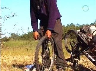 От Росcии до Китая - на велосипеде [2002, TVRip]