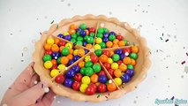 Learn Colors Gumball CANDY Preschool Toy Colors Slime Surprise Toys Best Learning Video Pa