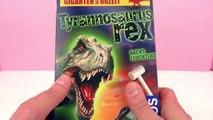 KOSMOS TYRANNOSAURUS REX - Archaeology Experiment - Unboxing