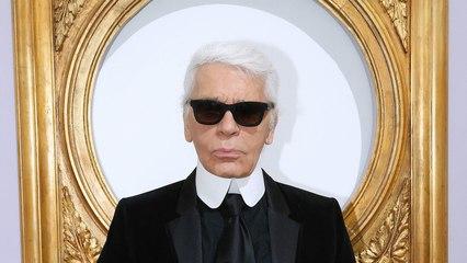 Karl Lagerfeld's Most Karl Karl-isms
