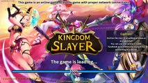 Lost Kingdom Android Gameplay (Slayer) ● Android RPG ● Android Role Playing Game (Android