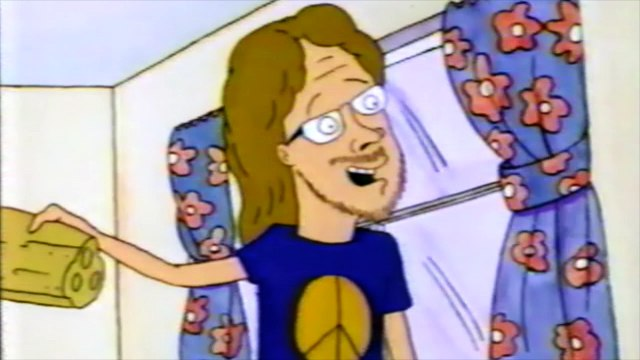 Beavis and Butt-Head in Cleanning House