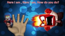 Top Ten Finger Family Songs - Inside Out Toy Story Monsters inc Incredibles Brave Nemo Dis