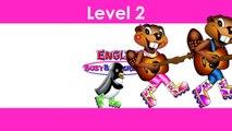 English Level 2 DVD - 1 Hour, Learn to Speak English, Teach ESL, EFL, Kids Language School