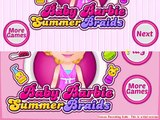 Newest Baby Barbie Summer Braids Gameplay-Baby Barbie Games Online-Hair Games for Girls
