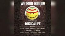 Selekta Faya gong - Weirdo Riddim mix promo 2017