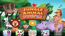 Животное животные по бы забота Дети доктор жирафа как джунгли Узнайте слот Кому Это tutotoon