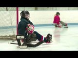 USA's women's ice sledge hockey team is looking for sponsors