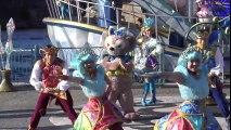 ºoº [完全MIX編集版] クリスタル・ウィッシュ・ジャーニー シャイン・オン! ディズニーシー 15周年 グランドフィナーレ TDS Crystal Wishes Journey Shine On