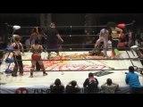 Kyoko Kimura & Command Bolishoi Vs. Meiko Satomura & Leon