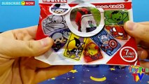 Kinder Chocolate Bunny Surprise Eggs Disney Princess Minions Batman Marvel Avengers Hulk A