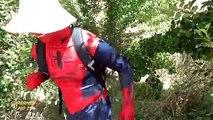 Человек-паук против Венома в реальной жизни Супергеройское кино!