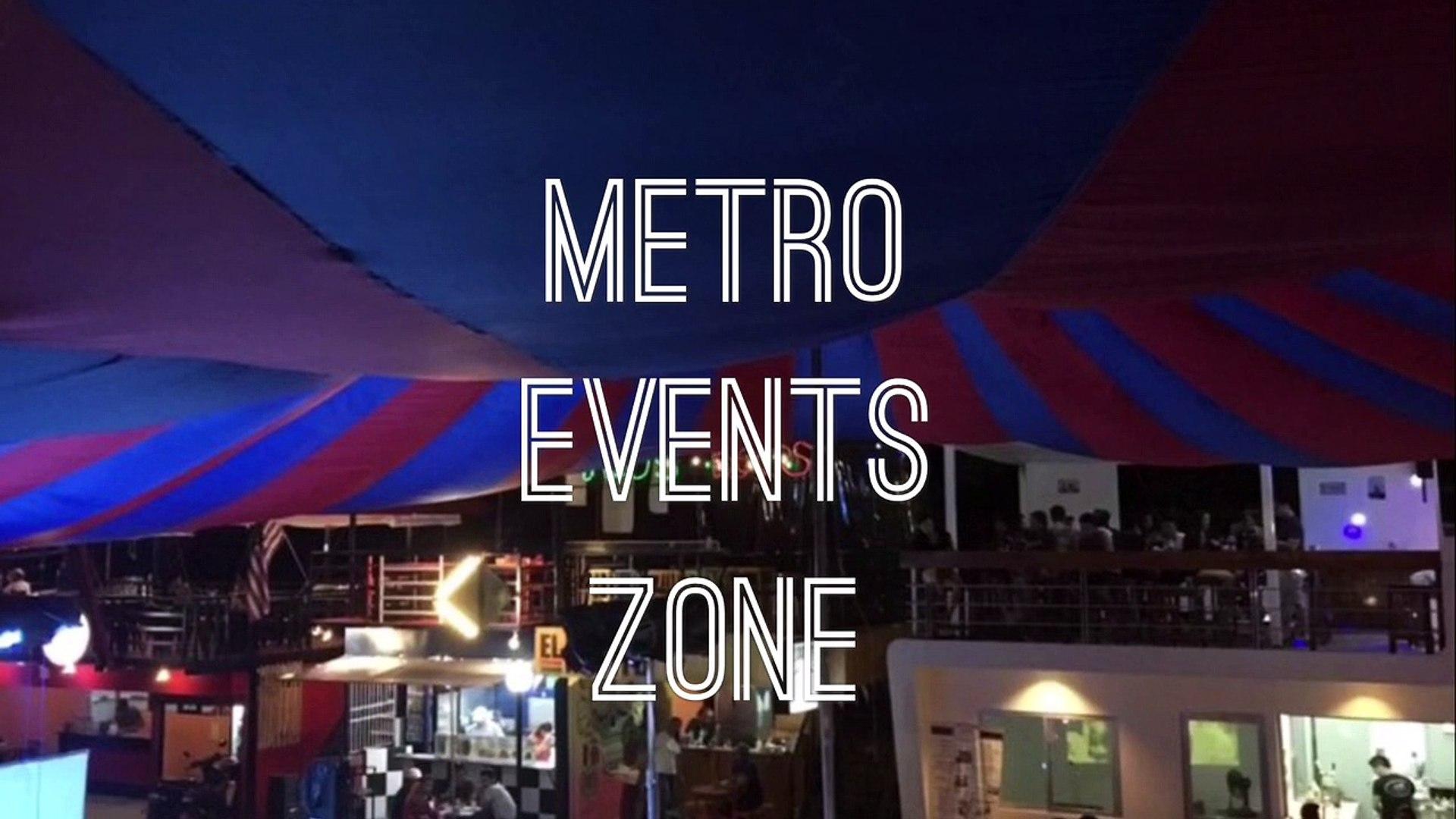 Metro Events Zone