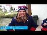 Mike Shea: Getting ready for closing ceremonies   at  the Coastal Paralympic Village