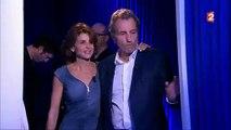 Pour la seconde fois, Jean-Jacques Bourdin et sa femme Anne Niva ensemble sur un plateau télé