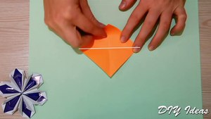 Easy Origami for Kids - Paper Bow Ti1