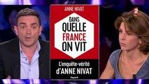 """ONPC - Invités culturels, Jean-Jacques Bourdin & Anne Nivat (journalistes) : Pour la promotion de leur livre """"Dans quelle France on vit"""" Moix/Burggraf"""