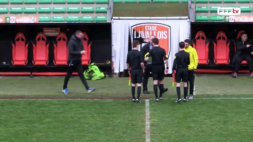 Dimanche 12/03/2017 à 14h45 - Stade Lavallois FC - FC Nantes A. - Coupe Gambardella Crédit Agricole - 8èmes de finale (4)