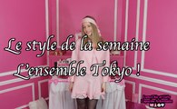 """L' ensemble Tokyo """"By Capucine Ackermann"""""""