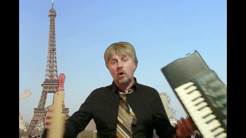 Arnaud Le Gouëfflec vs. Jorge Bernstein & the pioupioufuckers - Mon projet pour la France