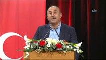 """Bakan Çavuşoğlu: """"15 Temmuz'da Hainlerin Yıldıramadığı Milleti Siz Kimseniz de Yıldıracaksınız"""""""