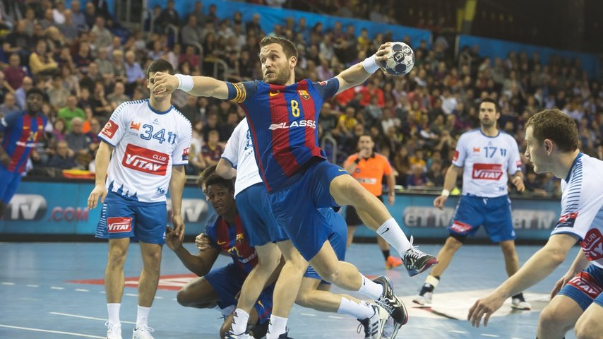 [HIGHLIGHTS] HANDBOL (Champions League): FC Barcelona Lassa – Wisla Velux  (36-28)