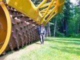 Équipement lourd extrême, Nouvelles machines extrêmes dans le monde.