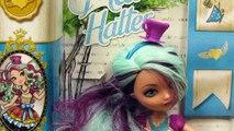 Madeline Hatter Doll / Lalka Madeline Hatter - Ever After High - Mattel - BBD41 BBD43 - Re