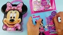 Big Baby Bum Bum Surprise Egg Purse! Disney Minnie Mouse Edition Big Baby Bum Bum discover