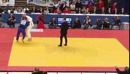 Loïc Pietri envoie l'OJNice en finale !