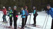 Hautes-Alpes : Venez tester le biathlon au club ESF de Névache !