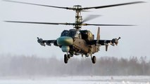 Russian Army to receive 12 Kamov Ka-52 reconnaissance and combat helicopters in 2017